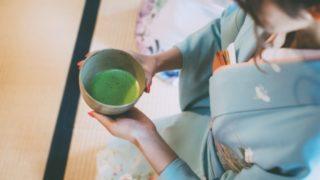 お茶碗を回す作法の意味・理由を解説!